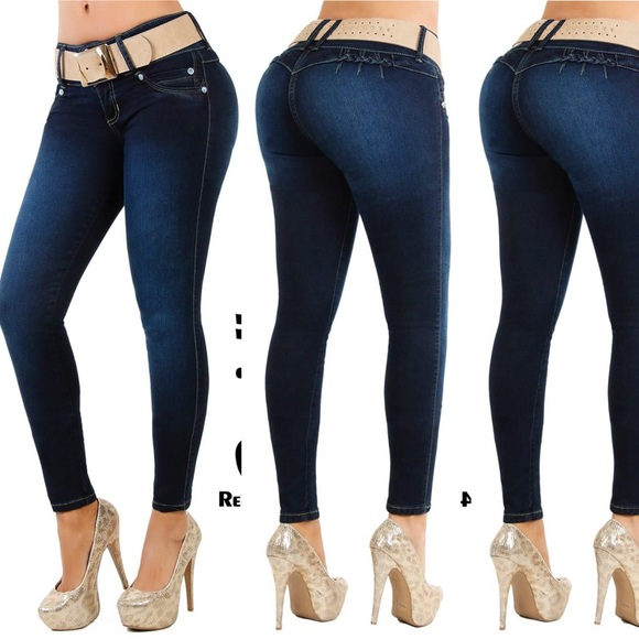 cde421a6f17 Colombian Butt Lift Jeans. Boutique. M_5be4d21ede6f62ddb322d7ce.  M_5be4d21ede6f62ddb322d7ce